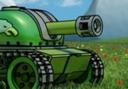 เกมส์ยิงปืนใหญ่รถถังปราบโจร