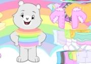 เกมส์แต่งตัวหมีน้อยน่ารัก