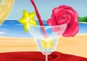 เกมส์ทำเครื่องดื่มริมชายหาด