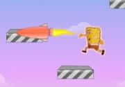 เกมส์สปองบ๊อบกระโดดลุยอวกาศ