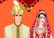 เกมส์แต่งตัวคู่รักอินเดีย