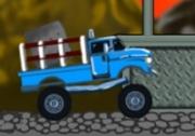 เกมส์ขับรถบรรทุกขนหิน