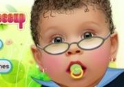 เกมส์แต่งหน้าเด็กทารก