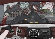 เกมส์ขับรถชนผีซอมบี้