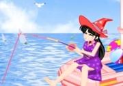 เกมส์แม่มดสาวตกปลา