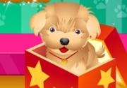 เกมส์อาบน้ำลูกหมาสำหรับคริสต์มาส