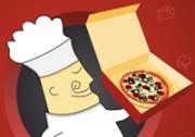 เกมส์ทำพิซซ่าใส่กล่อง
