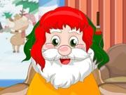เกมส์ตัดผมซานตาคลอส