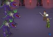 เกมส์ต่อสู้ในถ้ำอาถรรพ์