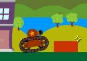 เกมส์ขับรถถังทำลายเมือง