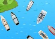 เกมส์จอดเรือคายัดในทะเล