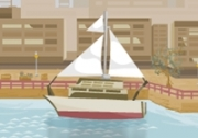 เกมส์ขับรถขึ้นเรือ