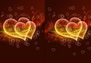 เกมส์จับผิดภาพหัวใจแห่งความรัก