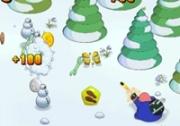 เกมส์ยิงทหารปีศาจหิมะ