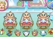 เกมส์ดูแลทารกแฝดสาม