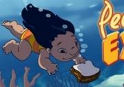 เกมส์ลีโร่สติชให้อาหารปลา