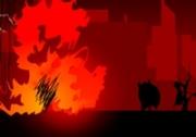เกมส์ปีศาจแห่งเปลวเพลิง
