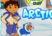 เกมส์ดิเอโกผจญภัยขั้วโลกเหนือ