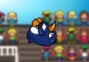 เกมส์เพนกวินแข่งกระโดดน้ำ