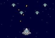 เกมส์เครื่องบินรบอวกาศ