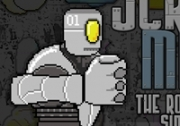 เกมส์หุ่นเหล็กทำลายหุ่นขยะ