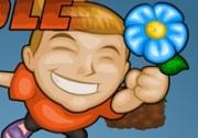 เกมส์คุณยายเก็บดอกไม้ผจญภัย