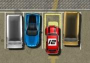 เกมส์แข่งจอดรถจับเวลา