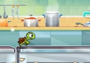 เกมส์เต่าหนีจากห้องครัว