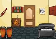 เกมส์หนีออกจากห้องดนตรี