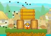 เกมส์ป้องกันผลส้ม2