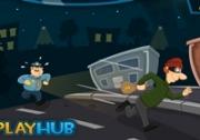 เกมส์ตำรวจวิ่งไล่จับโจร