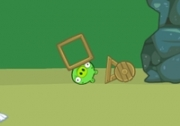เกมส์หมูเขียวเก็บของ