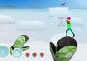 เกมส์เล่นปาหิมะสามมิติ