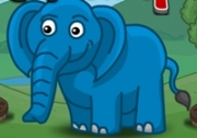 เกมส์ให้อาหารช้าง