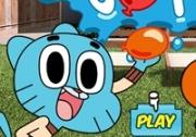 เกมส์สองแสบปาลูกโป่งน้ำ