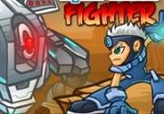 เกมส์นักสู้หัวหน้าหุ่นเหล็ก