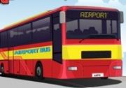 เกมส์ขับรถบัสจอดสนามบิน3