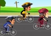 เกมส์ปั่นจักรยานแข่ง
