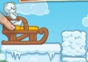 เกมส์หาแคนดี้ในเมืองหิมะ