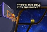 เกมส์เล่นบาสเก็ตบอลอวกาศ