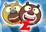 เกมส์สองหมีผจญภัยขั้วโลก