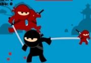 เกมส์นินจาแดงดำปะทะเดือด