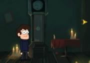 เกมส์สองพ่อลูกลุยบ้านผีสิง
