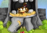 เกมส์ลิงจ๋อป้องกันวัด