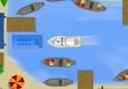 เกมส์จอดเรือหรูในท่า