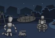 เกมส์ปริศนาเมืองหุ่นไร้ชีวิต