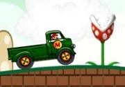 เกมส์มาริโอขับรถบรรทุกเก็บเห็ด