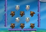 เกมส์จับคู่สัตว์เลี้ยงอวกาศ