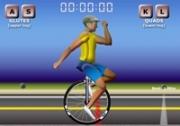 เกมส์แข่งปั่นจักรยานล้อเดียว