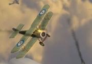 เกมส์เครื่องบินรบสงครามหิมะ